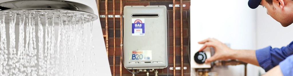Gas Hot Water Installation