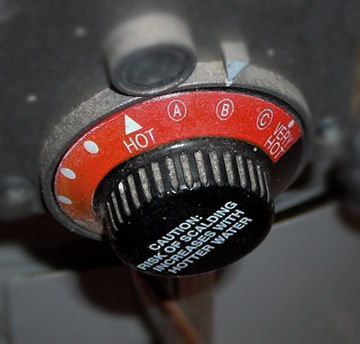 Hot Water System Temperature