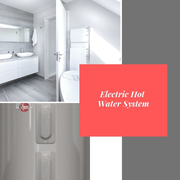 electric water system