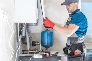 gas water heater installer