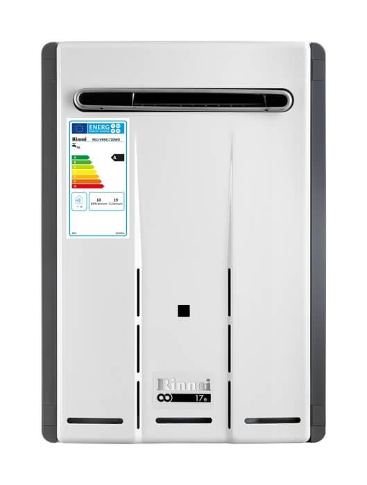 rinnai hot water heater